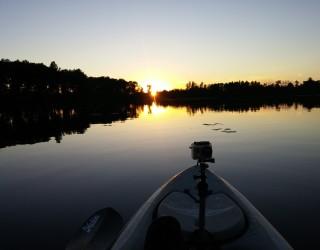 FlickWild Outdoors Videos - Kayak Fishing