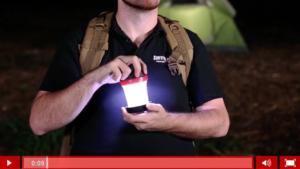Grab Your Free Portable Survival Lantern TODAY!